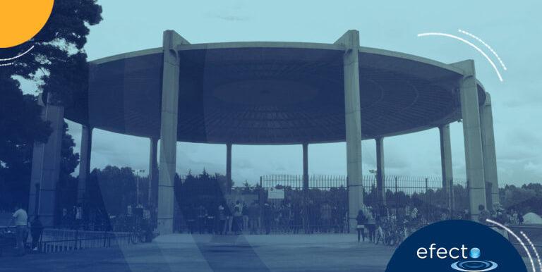 Templete Eucarístico de la ciudad de  Bogotá cumple 50 años